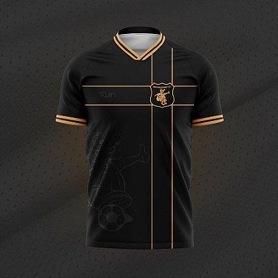 Camisa Preta II (número 21)
