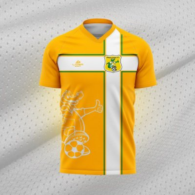 Camisa de Jogo (com patch da Copa Verde) Número 21
