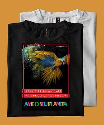 Camiseta Arara
