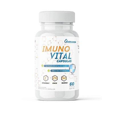 Imuno Vital 60 Cápsulas