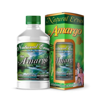Chá Amargo 500ml