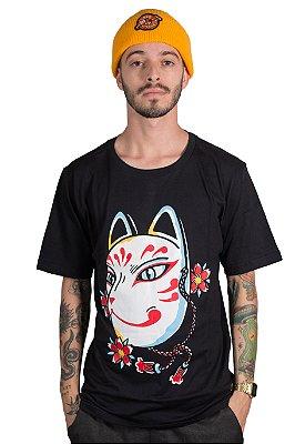 Camiseta  Kitsuni