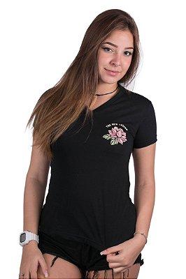 Camiseta Feminina Gueixa
