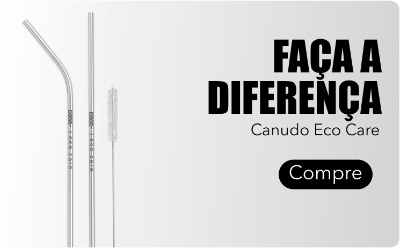 Canudo Eco Care