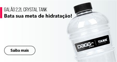 Galão Crystal Tank