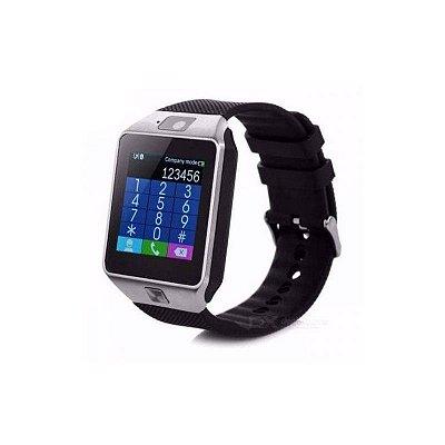 Relógio Dagg Smartwatch Gear Running Touch - PRATA