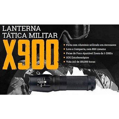 Lanterna Dagg X900 Shadowhaw Militar Americana
