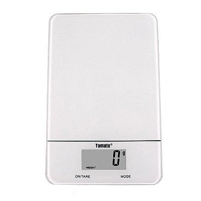 Balança  Digital Alta Precisão até 5kg Branca