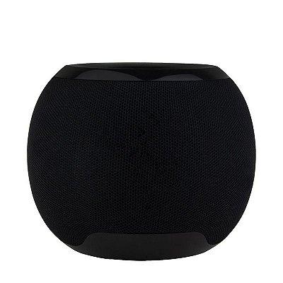 Caixa de Som Bluetooth Portátil Sphere Preta
