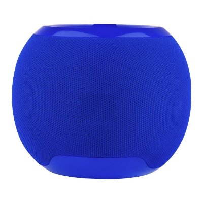 Caixa de Som Bluetooth Portátil Sphere Azul