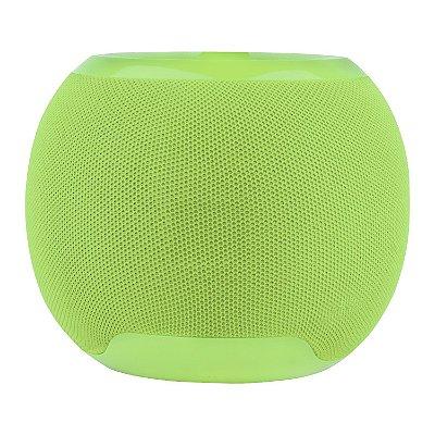 Caixa de Som Bluetooth Portátil Sphere Verde
