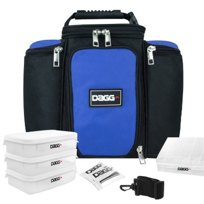 Bolsa Térmica Fitness Azul Royal G - Dagg