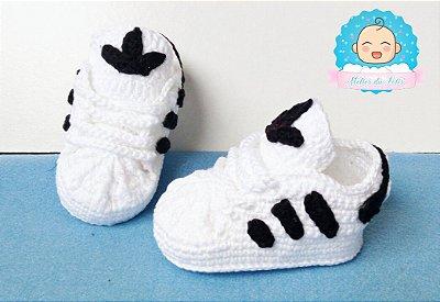 c67cb545c Tênis Adidas para bebê menina - Atelier da Fofis