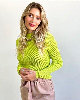 Suéter Tricot Gabriela