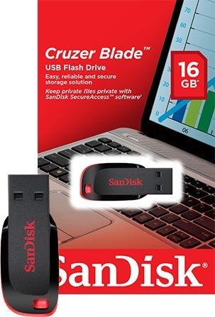 Pen Drive 16gb Sandisk