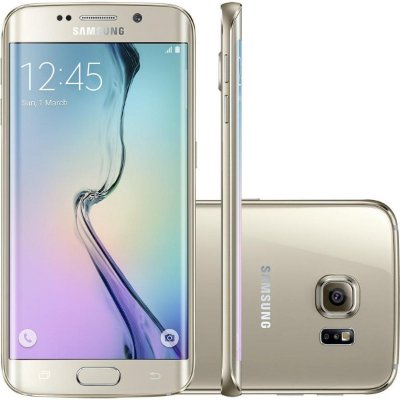 CELULAR GALAXY S6 EDGE 32GB(SAMSUNG)*SEMINOVO*