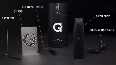 VAPORIZADOR G PEN ELITE (GRENCO)
