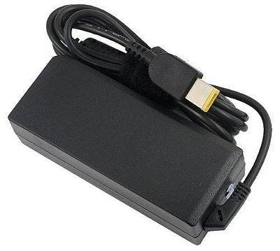 Fonte Carregador Notebook Lenovo G400s X240 G40-30 G40-45 Plug Retangular