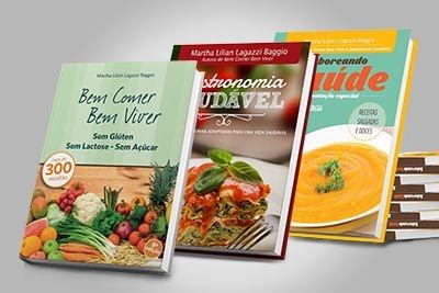 Compre os 3 livros pelo site e ganhe 30% de desconto