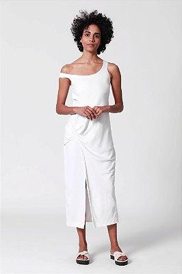 Vestido Nereida - Branco
