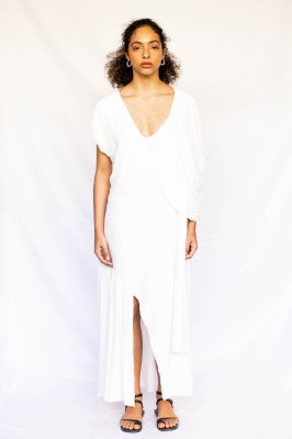 Vestido Ella - Off White