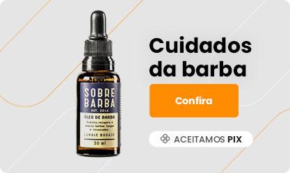 Cuidados da Barba