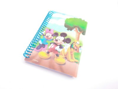 Caderno Personagens