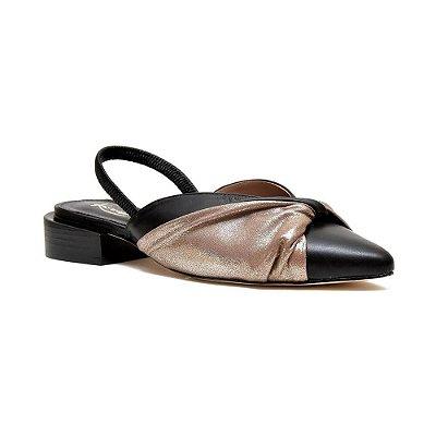 Sapato Feminino Mule Córdova Preto