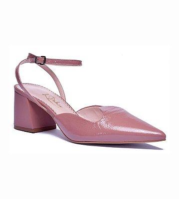 Sapato Feminino Scarpin Elaine Rose