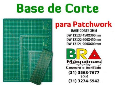 Base de Corte para Patchwork DW-12120 SERIES