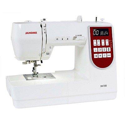 Máquina de Costura Eletrônica Janome DM7200