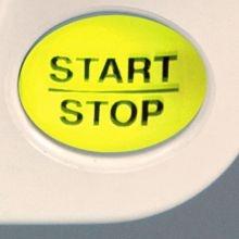 Botão Start/Stop Janome MC350E