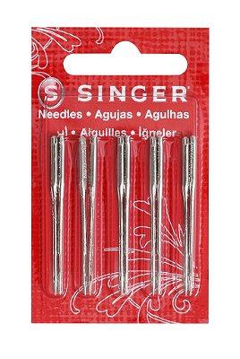 Agulha Singer 2001 - HAx1 para bordado e costura