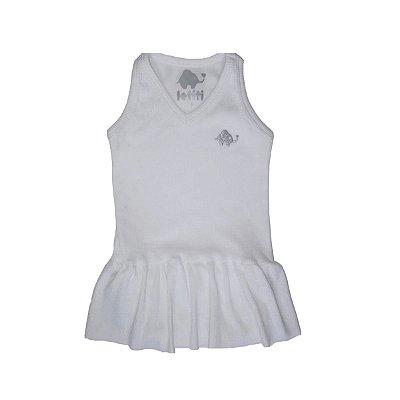 Vestido Letiti Marina Branco
