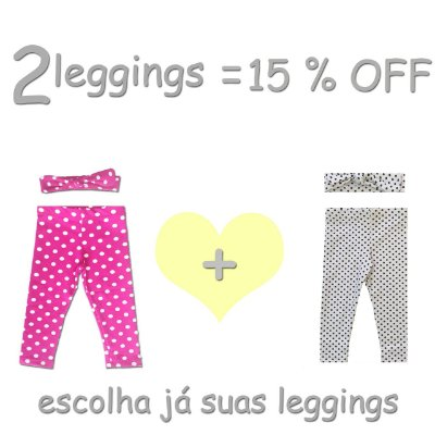 Promo Pack 2 Leggings