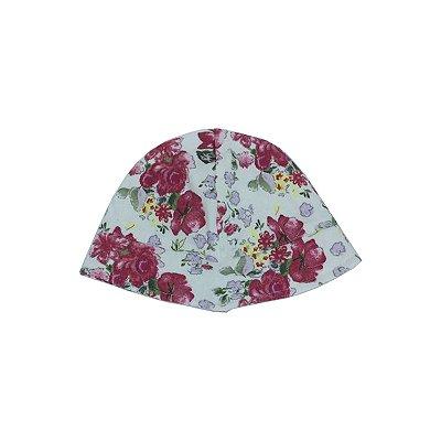 Chapéu Floral