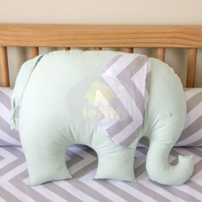 ELEFANTE BROOKLYN  CHEVRON MINT