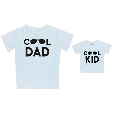 Kit camisetas Letiti Pai e Filho COOL