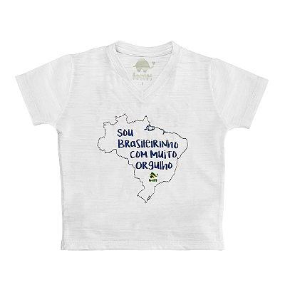 Camiseta Letiti Neymar Branca