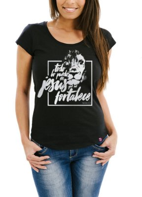 "Camiseta Feminina ""Todo lo puedo"""