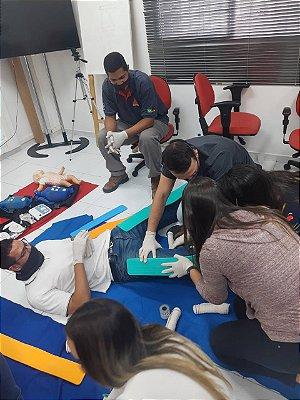 Curso de primeiros Socorros para creches e escolas