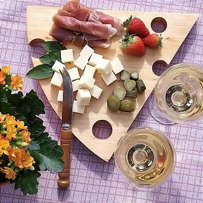 Tábua queijo - média