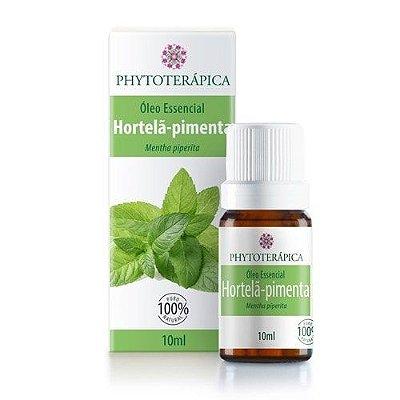 Óleo Essencial de Hortelã-Pimenta 10ml - Phytoterápica