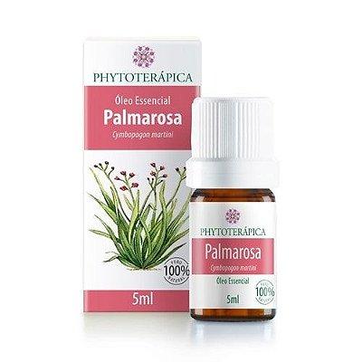 Óleo Essencial de Palmarosa 5ml - Phytoterápica