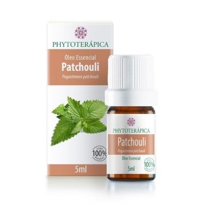Óleo Essencial de Patchouli 5ml - Phytoterápica