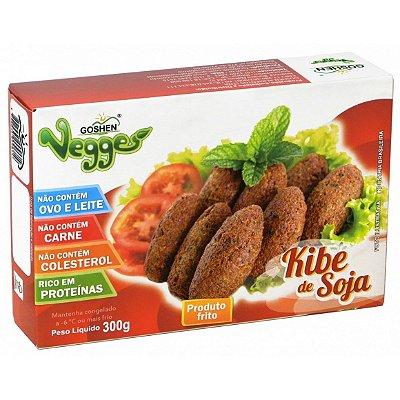 Kibe de Soja Vegano 300g - Goshen