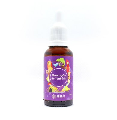 Floral Premium Pet Marcação de Território 30ml - Fleur