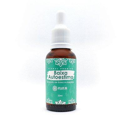 Floral Premium Baixa Autoestima 30ml - Fleur