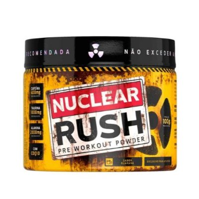Nuclear Rush 100g - Body Action