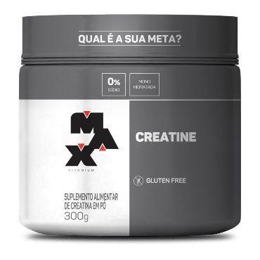 Creatine Monohidratada - Max Titanium